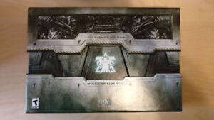 Starcraft 2 Wings of Liberty Collectors Edition