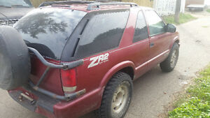 1999 Chevrolet Blazer SUV 4x4 Off road vehicle
