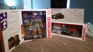 Masterpiece and 3rd party transformers