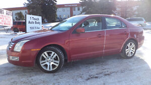 07 FUSION - AUTO - LOADED - MAGS - LEATHER  - ONLY 195,000KMS