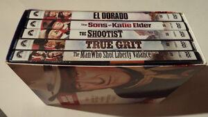THE JOHN WAYNE COLLECTION 5 DVD BOXED GIFT SET London Ontario image 2