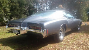 1971-1973 Buick Riviera Parts/Glass/Interior/Electrical