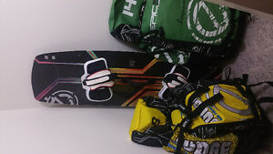Epic Kiteboard, Judge 8M 3g and Screamer 14M 3g kites for sale