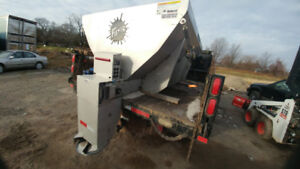 Snow clearing equipment repair and installations