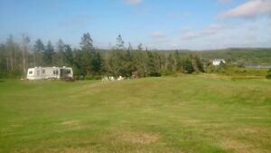 34 ACRES LAND IN MOSER RIVER NS PARTLY CLEARED OBO