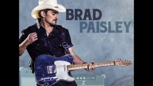 Brad Paisley – Friday April 26 – PIT General Admission