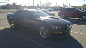 2008 Ford Mustang Gt décapotable