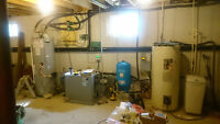 Geothermal Heating, Cooling & Hydronics Service/Install