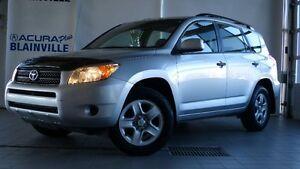 Toyota RAV4 4WD 4cyl 2008