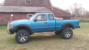 1996 Ford Ranger V8, Lifted, Modified