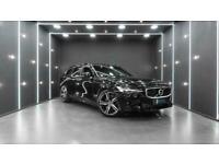 2019 Volvo V60 T5 R-DESIGN PRO, Polestar Upgrade, FDSH Auto Estate Petrol Automa