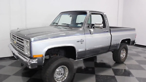 Looking for a 70's-80's Chevrolet k10 (1500)
