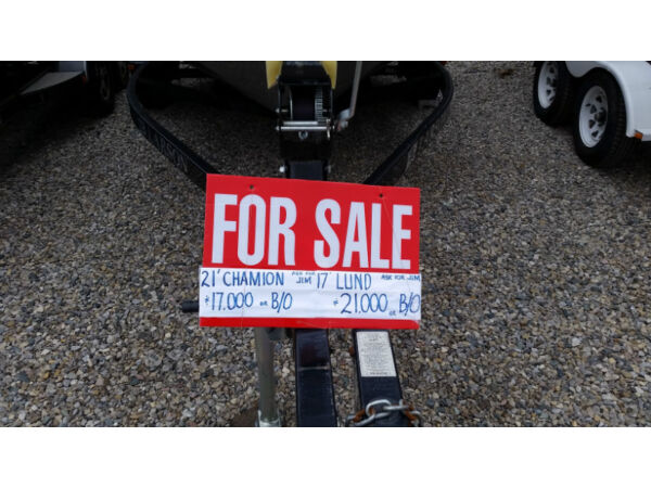 Used 2004 Lund Boat Co 1700