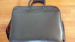 Compaq Leather Laptop Bag for Sale - FREE DELIVERY!!