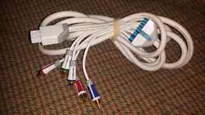 For sale. Monster wii TV cable.