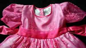 Beautiful dress size 2 Fuschia pink Kitchener / Waterloo Kitchener Area image 2