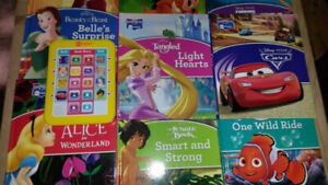 Story Me Reader and 8 Disney Books