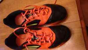 ADIDAS soccer cleats size 5