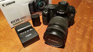 Canon 60D with Canon EFS 18-200mm f/3.5-5.6 IS lens