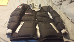 Men's Reversable Southpole Down Filled Winter Jacket