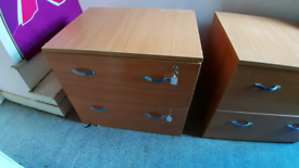 2 Large filing cabinets. W31 d24 h28. Price is per one cwmbran