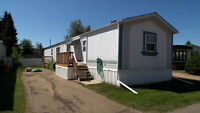 Beautiful Mobile Home Westview Village NW Edmonton