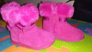 Size 5 Infant Boots