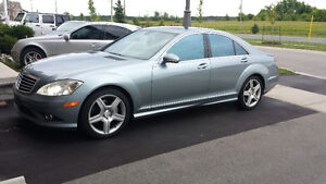 2008 Mercedes-Benz S450 AMG package  $17000