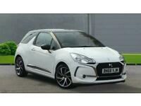 2018 DS DS 3 1.6 BlueHDi Connected Chic 3dr Hatchback Diesel Manual