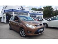 Ford C-Max ZETEC TDCI 1.6 MANUAL MPV