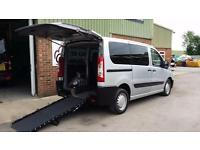 2012 Peugeot Expert Tepee 2.0HDi Wheelchair Disabled Accessible Vehicle