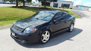 2007 CHEVY COBALT SS/SC SUPERCHARGED - 123000KM - $5495 SAFTIED