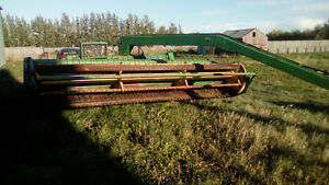 John Deere 1380 Haybine for parts.