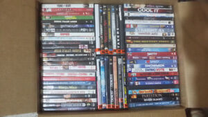 217 DVDs only $150