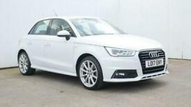 image for 2017 Audi A1 1.4 TFSI 150 S Line 5dr S Tronic Auto Hatchback petrol Automatic