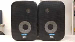 JBL Control 1 Plus Bookshelf Speakers