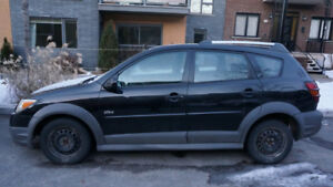 2005 Pontiac Vibe AWD 4x4