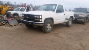 1992 Chevy Reg cab short box stepside
