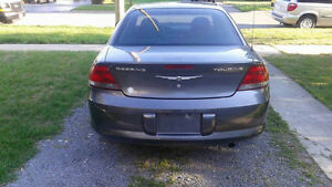 2005 Chrysler Sebring Sedan Kingston Kingston Area image 4