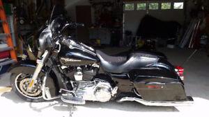 Harley Davidson Street Glide 2009 - 17,799