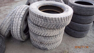 """6 Tires Sized LT225 70 19.5""""  Michelin"""