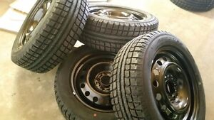 ANTARES WINTER TIRES W/ STEAL WHEEL