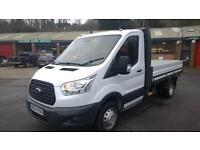 Ford Transit 350 Cc Drw DIESEL MANUAL 2014/64