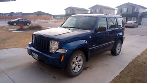 2010 Jeep Liberty North edition