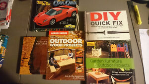 DIY Project Books, Drawing books, Cambodia Book Kitchener / Waterloo Kitchener Area image 1