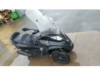 2018 18 PIAGGIO MP3 350 LT SPORT ABS ASC TRICYCLE TRIKE RIDE ON CAR LICENSE