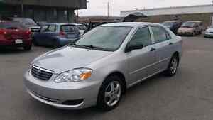 2005 Corolla CE 143,000 Safety and Etested. MINT CONDITION