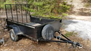 5x8 trailer