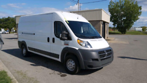 "2017 Ram Promaster 3500 Highroof 159"" 3 Places Crédit Bail"