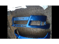 2007 Audi TT mk2 genuine front bumper rear also available can post